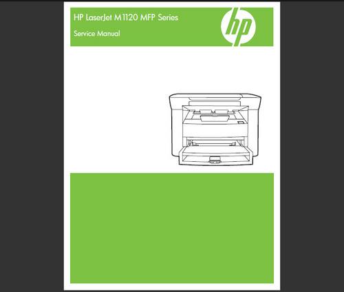 Product picture HP LASERJET M1120