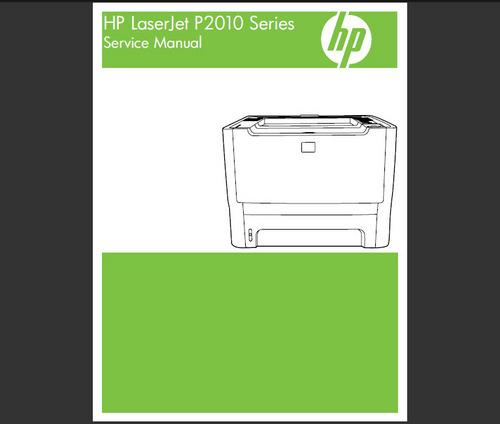 Product picture HP LASERJET P2010