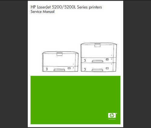 Product picture HP LASERJET 5200
